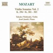 Mozart: Violin Sonatas, Vol. 2 - CD