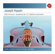Steven Isserlis, Chamber Orchestra of Europe, Sir Roger Norrington: Haydn: Cello Concertos / Symphony No. 13 / Sinfonia concertante - CD
