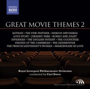 Carl Davis: Great Movie Themes 2 - CD