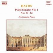 Haydn: Piano Sonatas Nos. 59-62 - CD