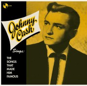 Johnny Cash: Sings The Songs That Made Him Famous + 2 Bonus Tracks - Plak