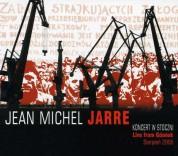 Jean-Michel Jarre: Live From Gdansk - CD