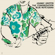 Johnny Griffin: The Congregation - CD