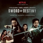 Shigeru Umebayashi: Swords of Destiny - Plak