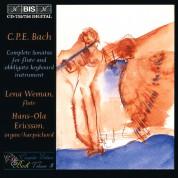 Lena Weman, Hans-Ola Ericson: C.P.E. Bach: Complete Sonatas for flute and obligato keyboard instrument - CD