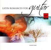 Sharon Isbin - Latin Romances for Guitar - CD