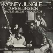 Duke Ellington, Charles Mingus, Max Roach: Money Jungle  (Limited Edition - Colored Vinyl) - Plak
