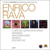 Enrico Rava: The Complete Remastered Recordings on Black Saint & Soul Note - CD
