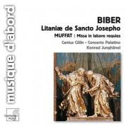 Cantus Cölln, Concerto Palatino, Konrad Junghänel: Biber: Litaniae Sancto Josepho - CD