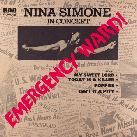 Nina Simone: Emergency Ward - Plak