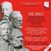 Ä°dil Biret: Concertos & Solo Music Edition - CD