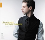Bertrand Chamayou: Franck: Piano Works - CD