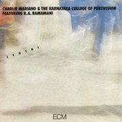 The Karnataka College Of Percussion, Charlie Mariano, R.A. Ramamani: Jyothi - CD
