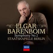 Daniel Barenboim, Staatskapelle Berlin: Elgar: Symphony No. 2 - CD