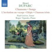 Duparc: Songs - CD