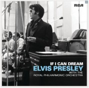 Elvis Presley: If I Can Dream - CD