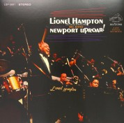 Lionel Hampton Orchestra: Newport Uproar Live - Plak