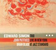 Edward Simon: Live in New York at Jazz Standart - CD