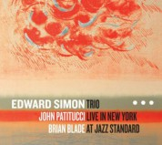 Edward Simon: Live in New York at Jazz Standart - CD