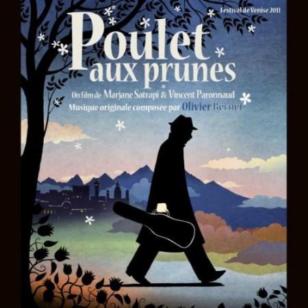 Çeşitli Sanatçılar: OST - Poulet Aux Prunes - CD