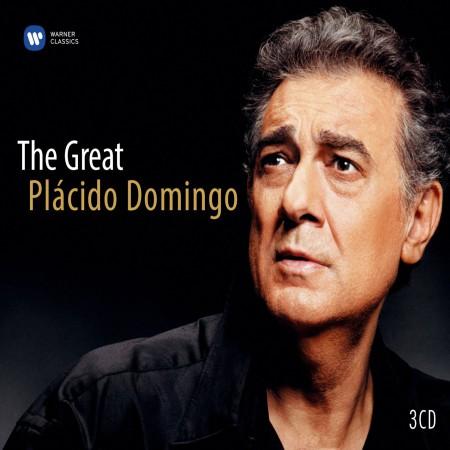 Plácido Domingo: The Great Plácido Domingo - CD