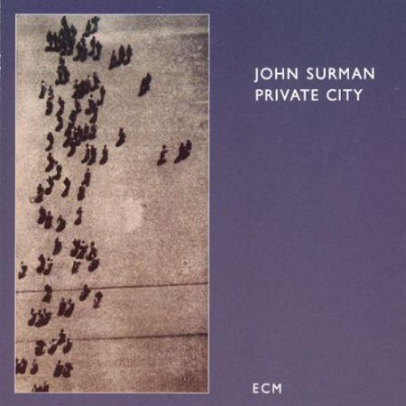 John Surman: Private City - CD