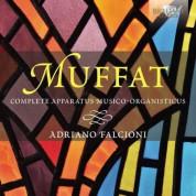 Adriano Falcioni: Muffat: Complete Apparatus Musico-Organisticus - CD