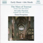 Mass of Tournai / St. Luke Passion - CD