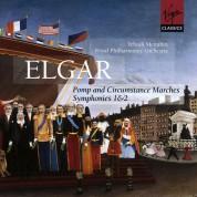 Royal Philharmonic Orchestra, Yehudi Menuhin: Elgar: Symphonies No.1 & 2 - CD