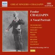 Chaliapin, Feodor: A Vocal Portrait (1907-1936) - CD