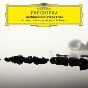 Daniil Trifonov, Gidon Kremer, Giedre Dirvanauskaite: Preghiera - CD