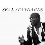 Seal: Standarts (White Vinyl) - Plak