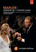 Magdalena Kožená, Lucerne Festival Orchestra, Claudio Abbado: Mahler: Symphony No. 4, Rückert Lieder - DVD