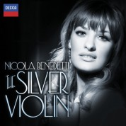 Nicola Benedetti, Kirill Karabits, The Bournemouth Symphony Orchestra: Nicola Benedetti - The Silver Violin - CD