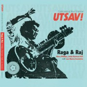 Lux Musica Ensemble, Barry Phillips, Linda Burman-Hall: Raga & Raj - CD
