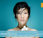 Le Concert des Nations, Jordi Savall: Vivaldi: Il Teuzzone - CD
