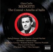 Çeşitli Sanatçılar: Menotti: The Consul - Amelia al ballo - CD