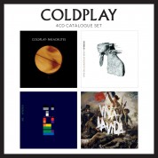 Coldplay: 4 CD Catalogue Set - CD