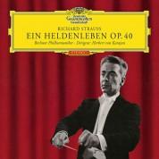 Herbert von Karajan, Berliner Philharmoniker: Strauss: Ein Heldenleben Op. 40 - CD