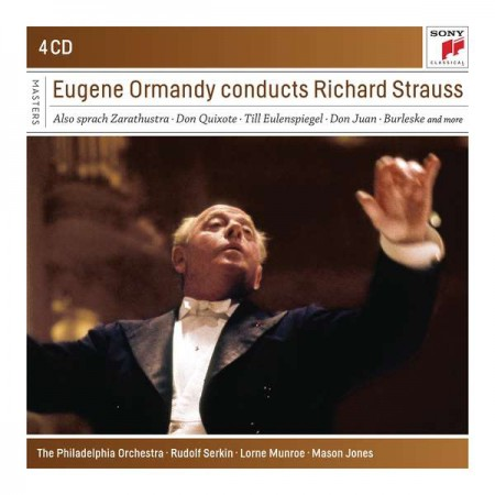 Eugene Ormandy Conducts Richard Strauss - CD
