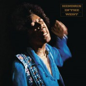 Jimi Hendrix: Hendrix in the West - CD