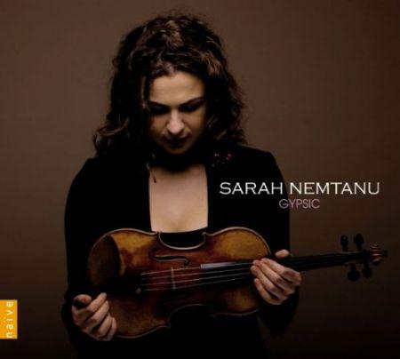Sarah Nemtanu: Gypsic - CD
