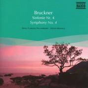 Gunter Neuhold: Bruckner: Symphony No. 4 - CD