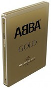 Abba Gold (Limited 40th Anniversary Steelbook Edition) - CD