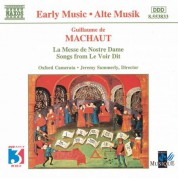 Machaut: Messe De Nostre Dame (La) / Le Voir Dit - CD