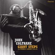 John Coltrane: Giant Steps: The Stereo & Mono Versions (Limited Edition) - Plak
