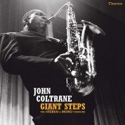 John Coltrane: Giant Steps: The Stereo & Mono Versions (Limited Edition) - Plak