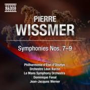 Dominique Fanal, Leon Barzin Orchestra, Olsztyn State Philharmonic Orchestra, Orchestre Symphonique du Mans, Jean-Jacques Werner: Wissmer: Symphonies Nos. 7-9 - CD
