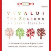 Eugene Ormandy, The Philadelphia Orchestra, David Oistrakh, Isaac Stern: Vivald,: The Four Seasons, Double Concertos - CD