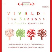 Eugene Ormandy, The Philadelphia Orchestra, David Oistrakh, Isaac Stern: Vivald,: The Four Seasons, Double Concertos - CD